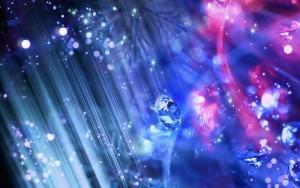 diamanti nello spazio